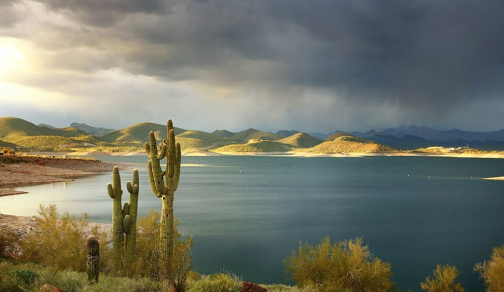 About Lake Pleasant - Volkstock